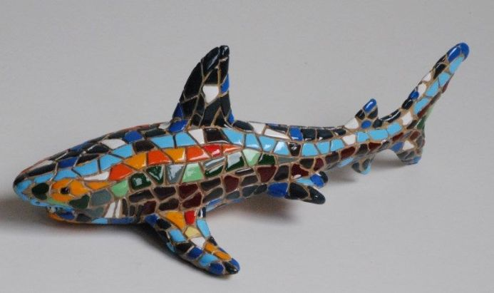 Barcino Designs shark